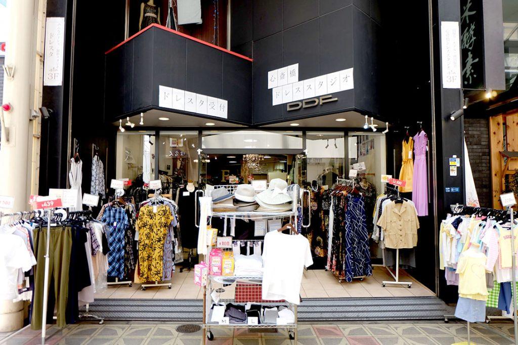 DDF/ドレスタの店舗画像